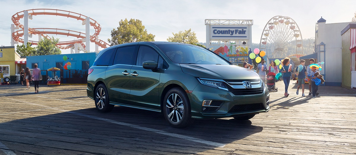 Why Buy 2019 Honda Odyssey near Burlington IA