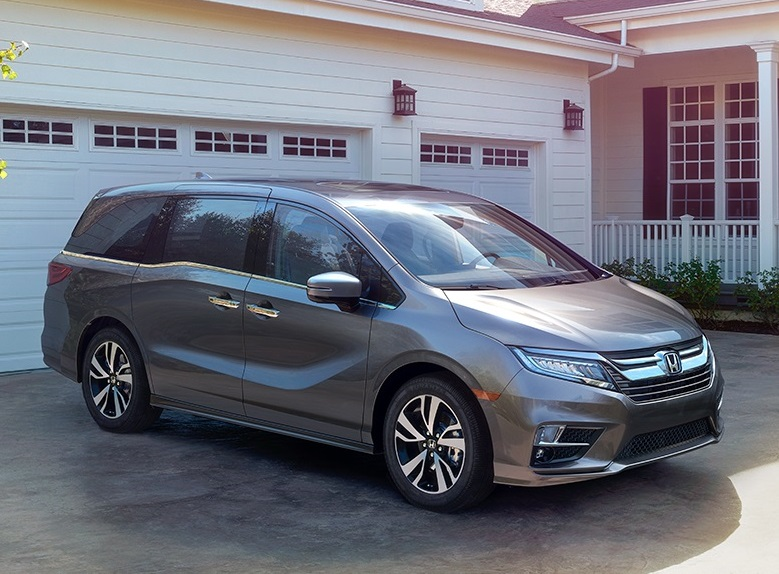 Research 2019 Honda Odyssey near Highlands Ranch CO