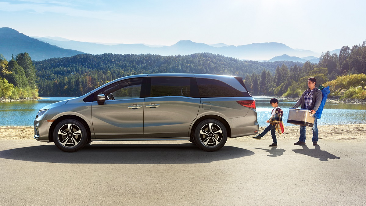 Burlington IA - 2019 Honda Odyssey Overview