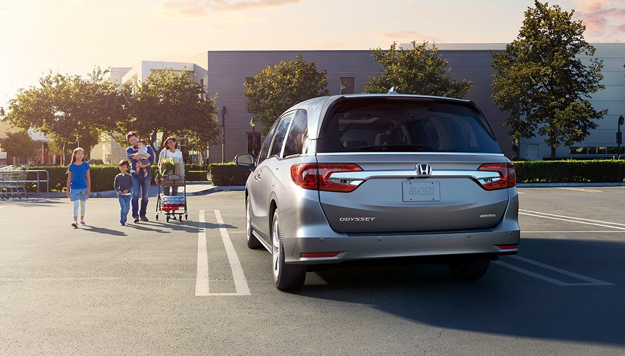 Burlington IA - 2019 Honda Odyssey Mechanical