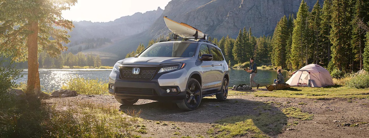 Research 2019 Honda Passport - West Burlington Iowa