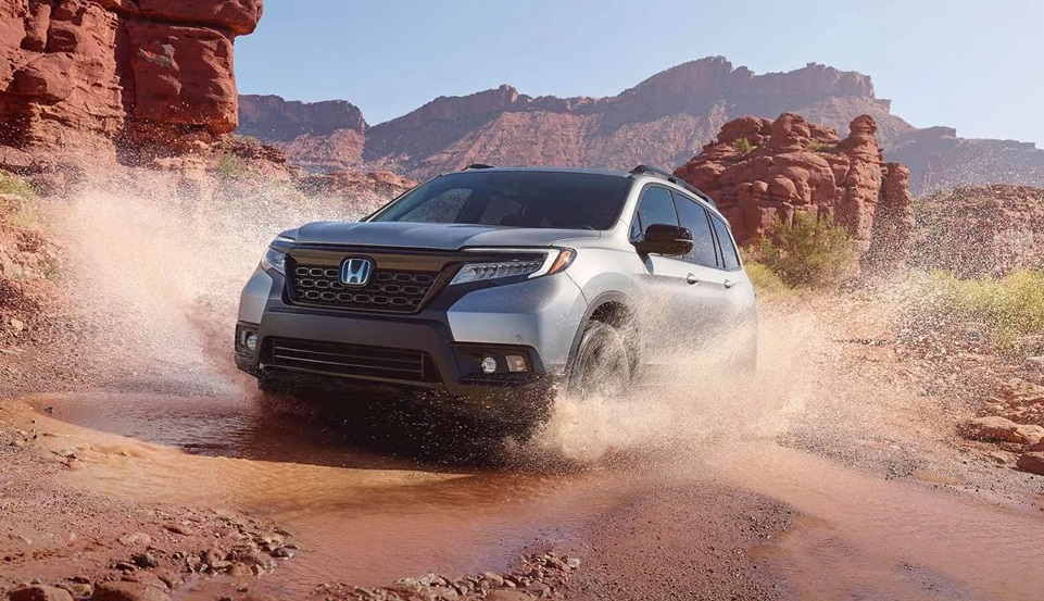 Kuni Honda - 2019 Honda Passport's Overview