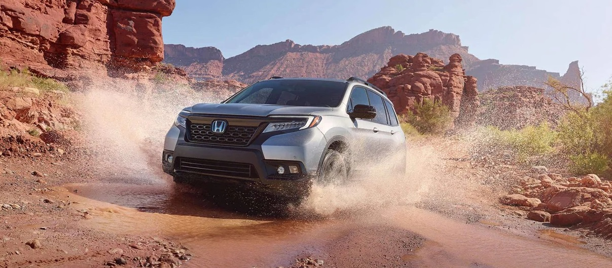 Mechanical - 2019 Honda Passport near Davenport IA