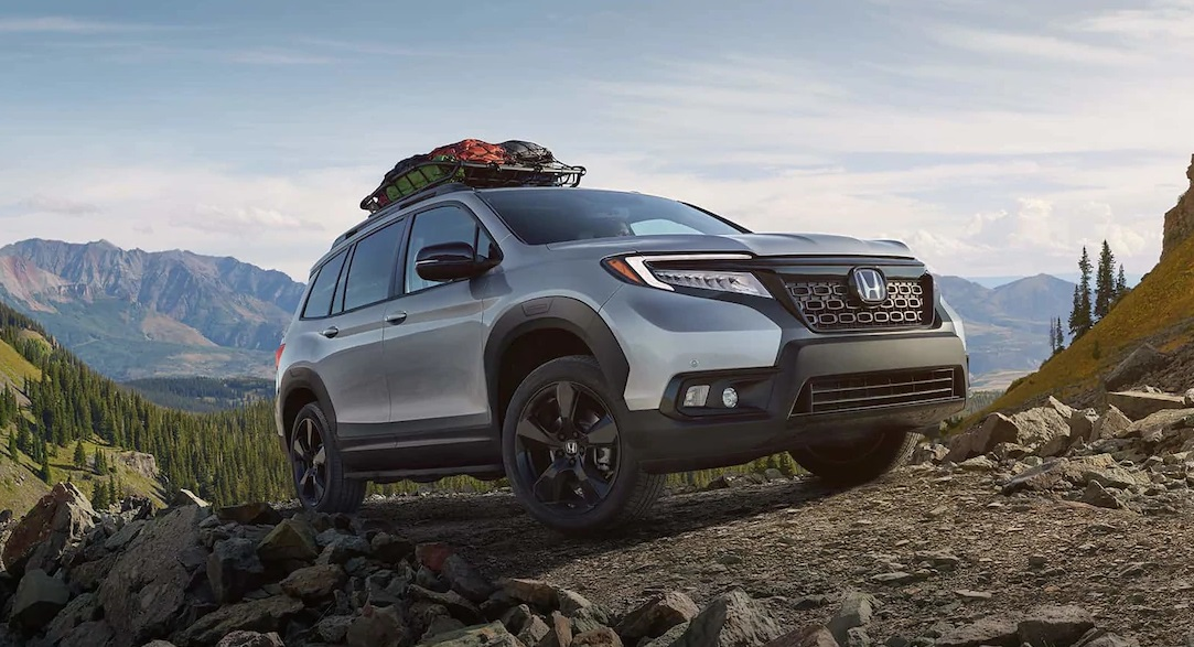 West Burlington IA - 2019 Honda Passport Exterior