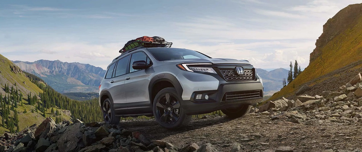 2019 Honda Passport lease specials near Iowa City