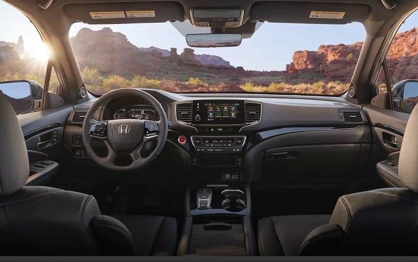 Interior - 2019 Honda Passport near Quincy Illinois