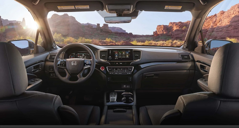 Centennial CO - 2019 Honda Passport's Interior