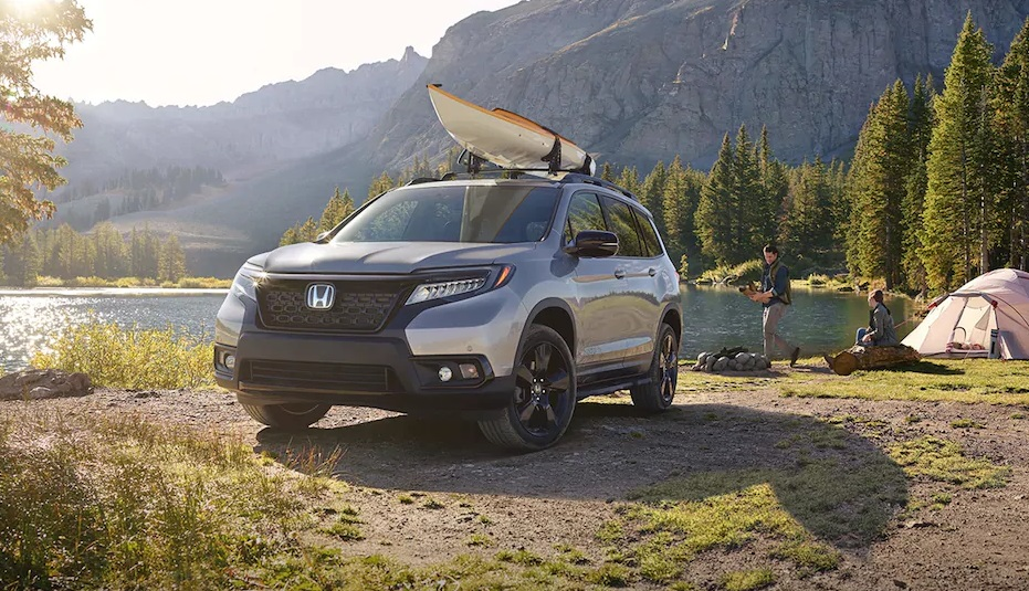 Centennial CO - 2019 Honda Passport's Exterior