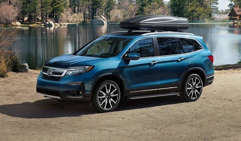 Highlands Ranch CO - 2019 Honda Pilot's Mechanical