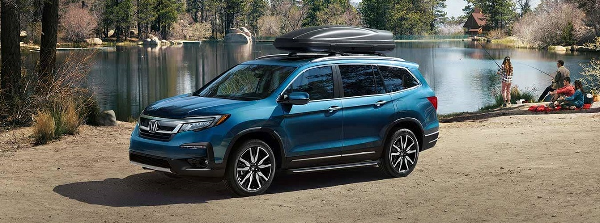 Why Buy 2019 Honda Pilot near Burlington IA
