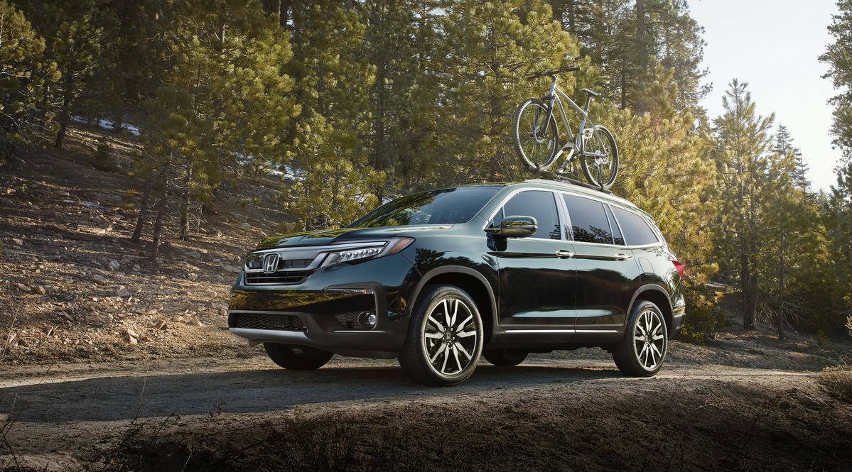 2019 Honda Pilot serving Davenport Quad Cities