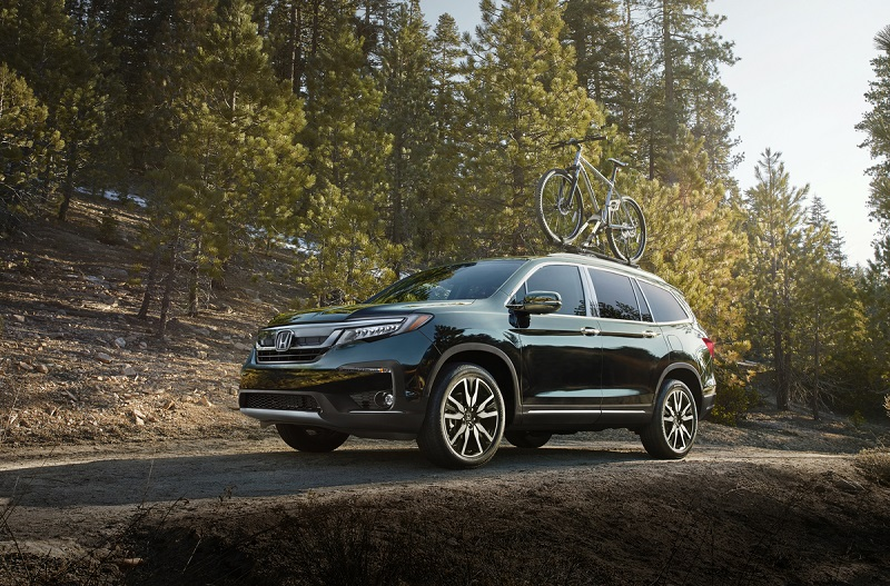 Highlands Ranch CO - 2019 Honda Pilot's Exterior