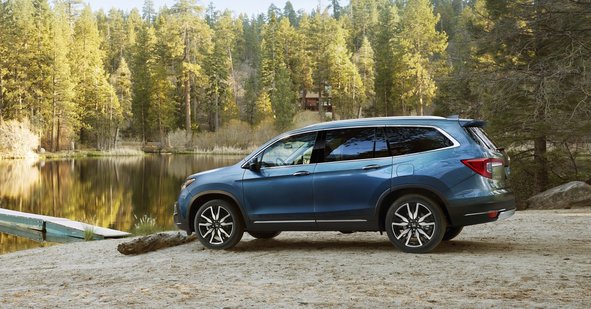 2019 Honda Pilot near Iowa City