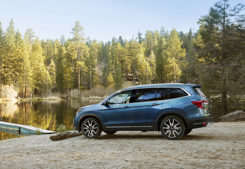 Centennial CO - 2019 Honda Pilot's Overview