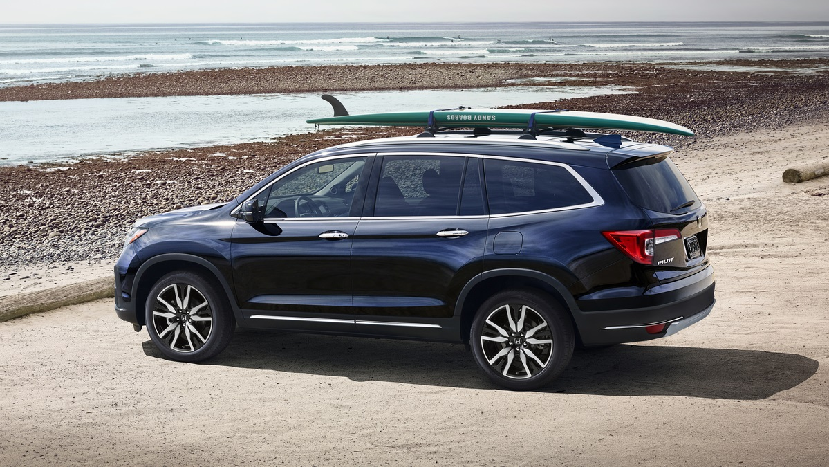 West Burlington IA - 2019 Honda Pilot Exterior