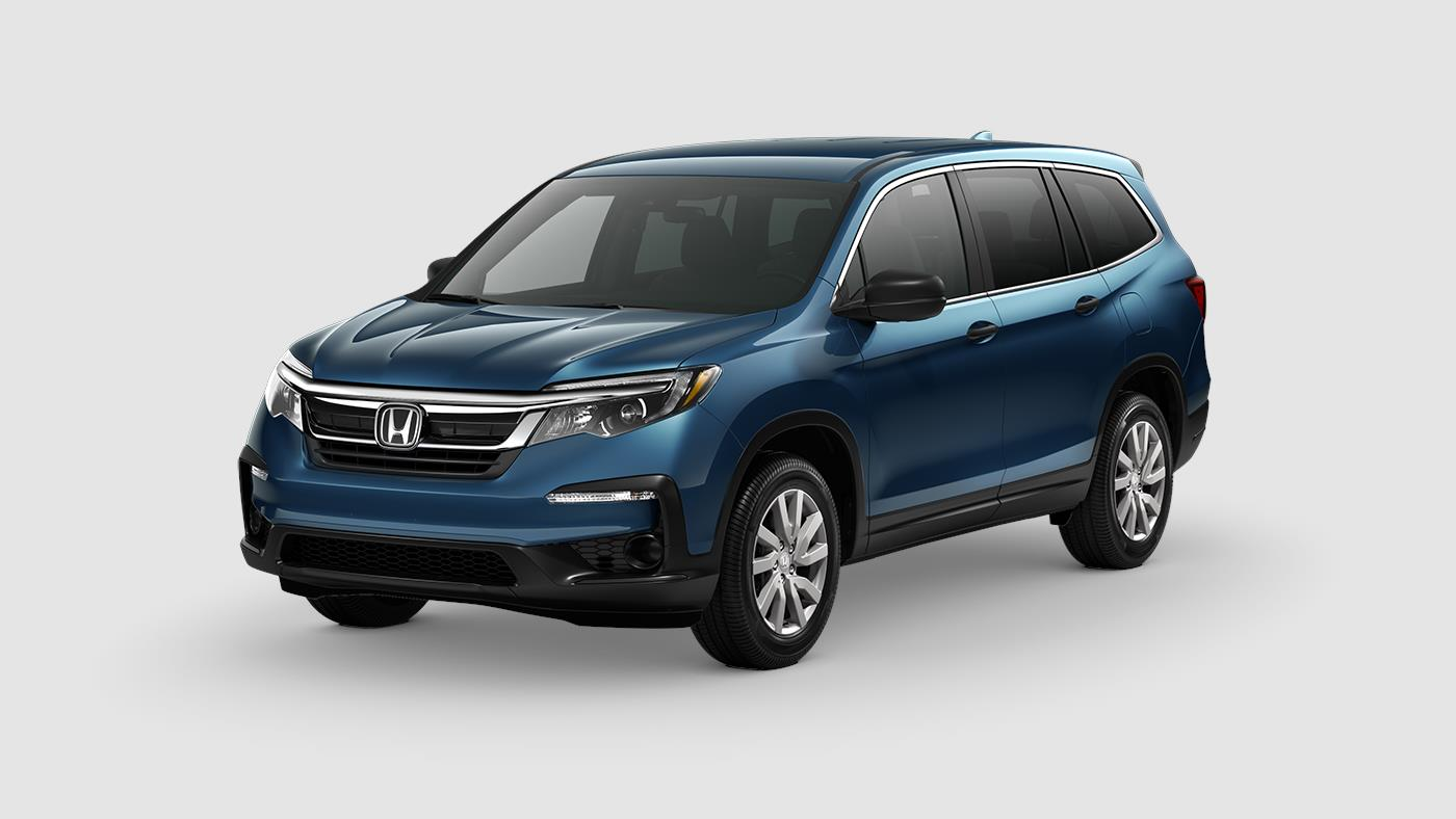 Iowa City IA - 2019 Honda Pilot LX