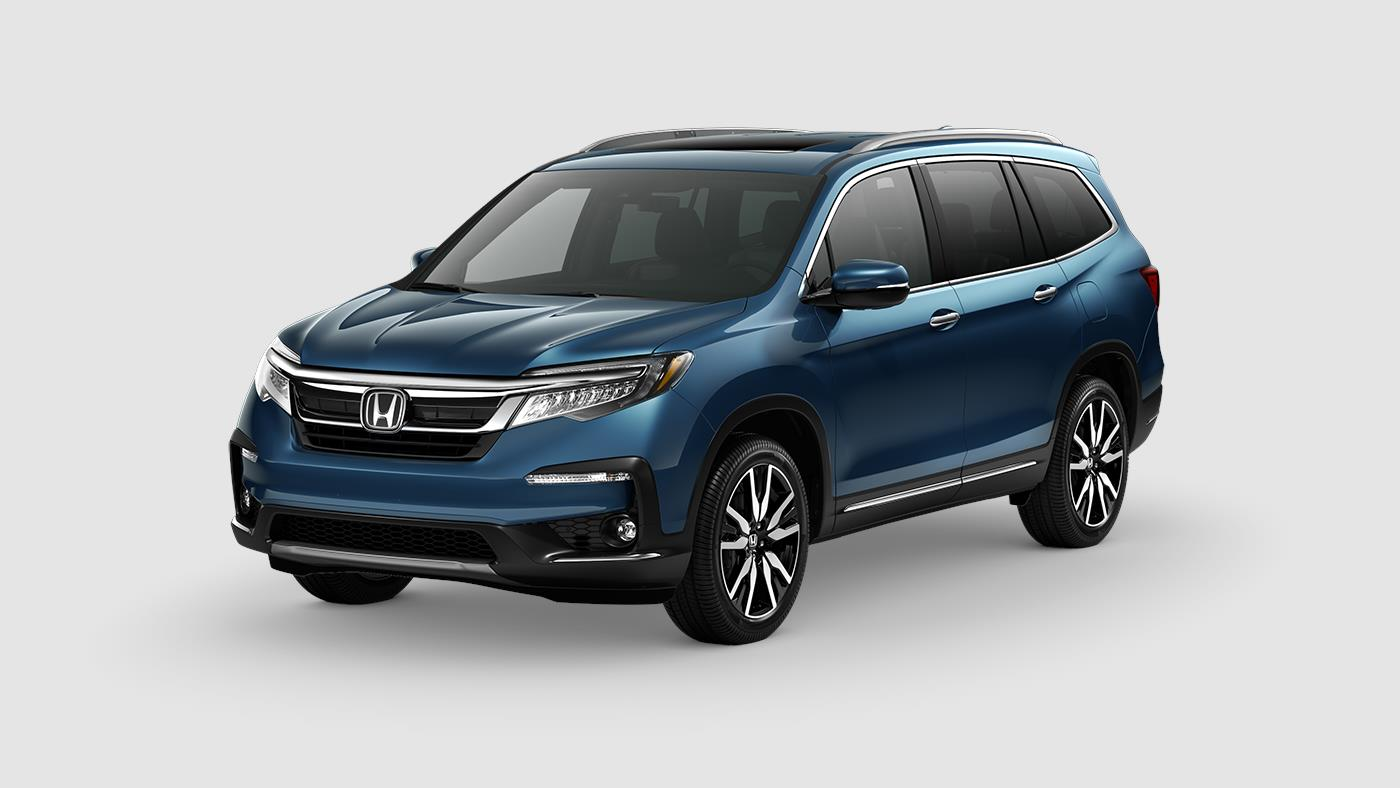 Iowa City IA - 2019 Honda Pilot Touring