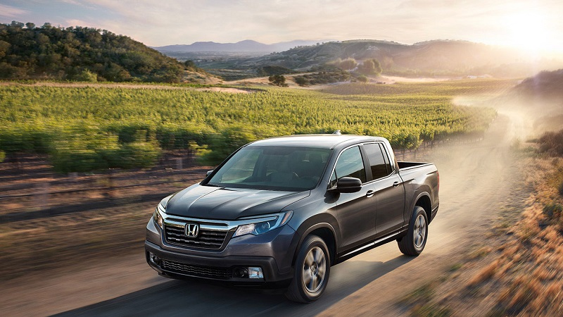 Highlands Ranch CO - 2019 Honda Ridgeline's Overview