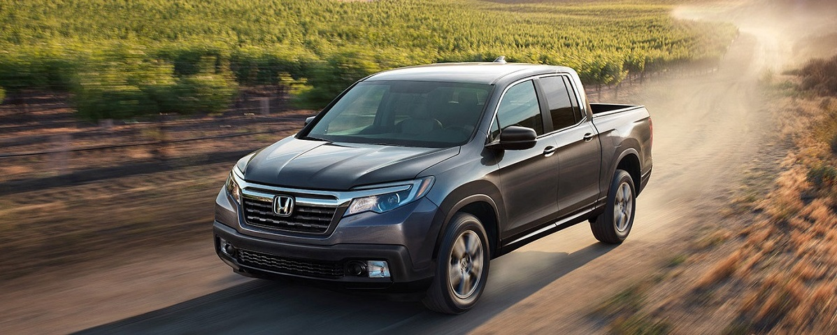 2019 Honda Ridgeline lease and specials near Quincy IL