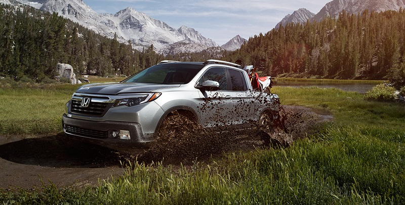 Iowa IA - 2019 Honda Ridgeline Overview
