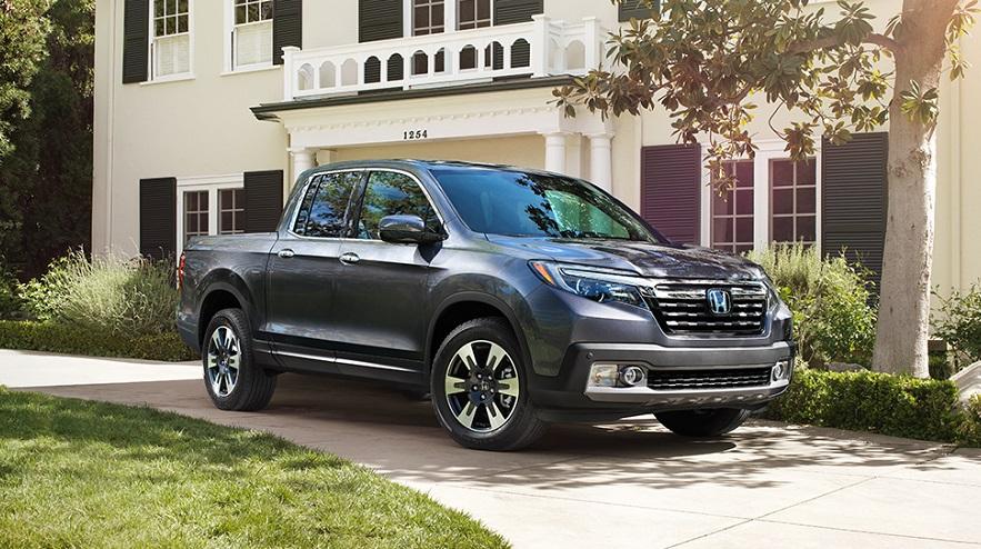Des Moines IA - 2019 Honda Ridgeline Overview
