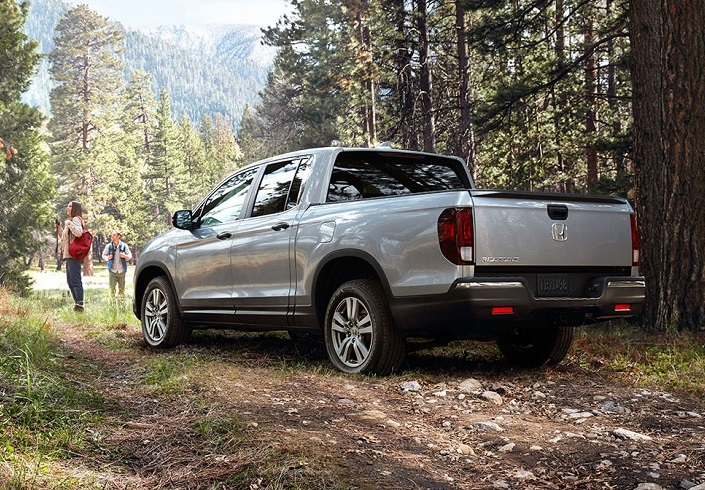 Highlands Ranch CO - 2019 Honda Ridgeline's Mechanical