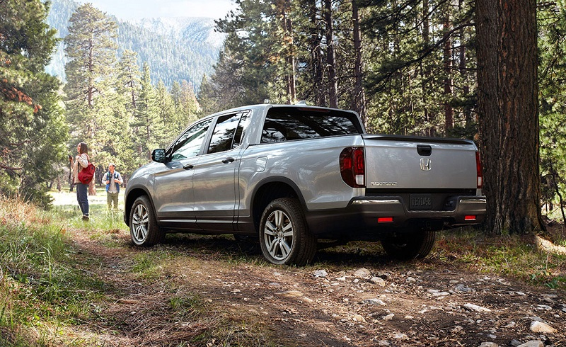 West Burlington IA - 2019 Honda Ridgeline Overview