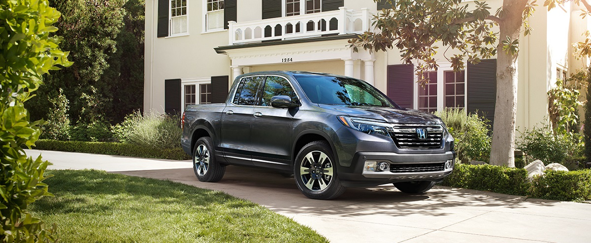 Exterior - 2019 Honda Ridgeline in West Burlington IA