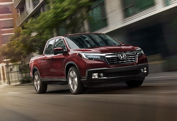 West Burlington IA - 2019 Honda Ridgeline Exterior