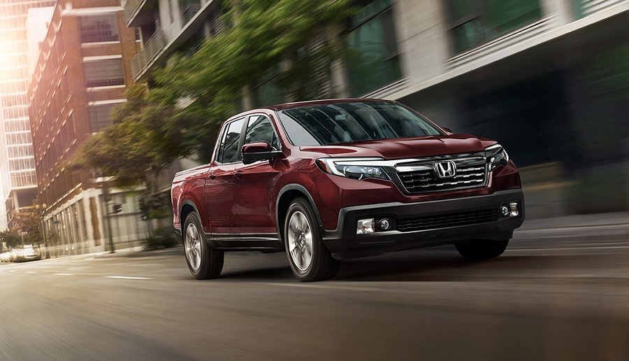 2019 Honda Ridgeline Trim Levels near Quincy IL