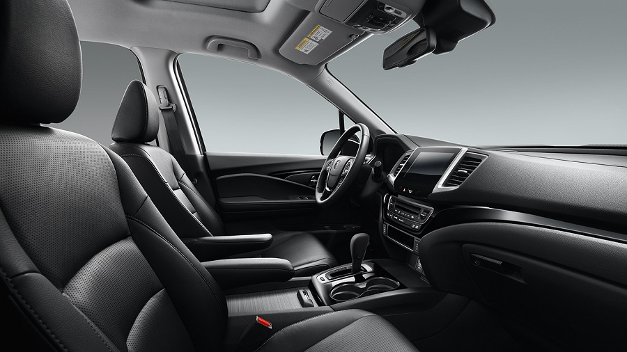 Interior – 2019 Honda Ridgeline near Davenport Quad Cities