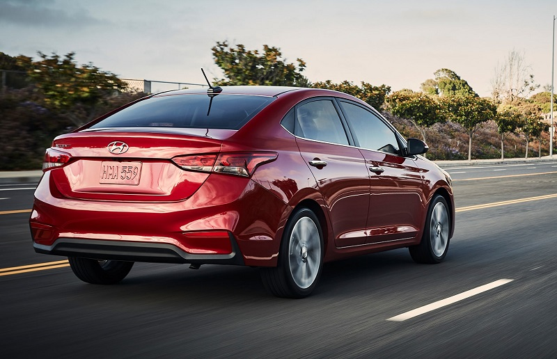 North Kingstown RI - 2019 Hyundai Accent's Exterior