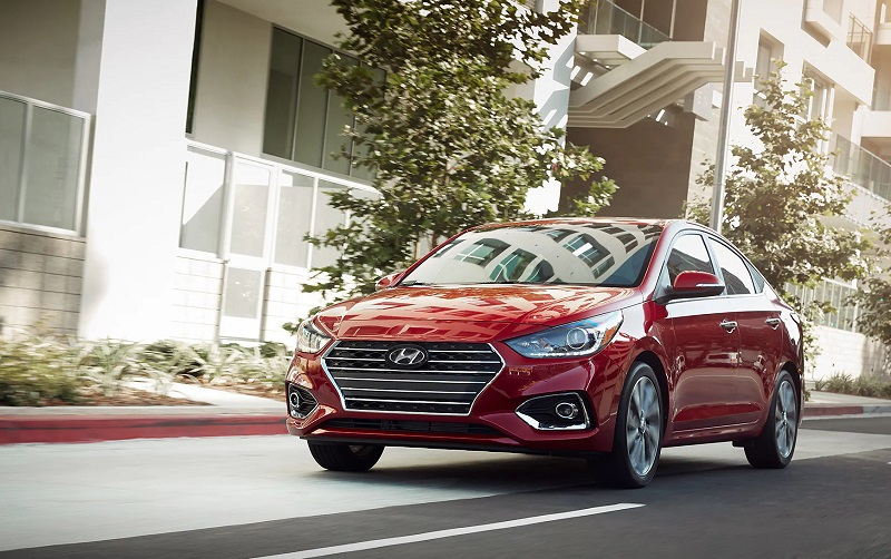 2019 Hyundai Accent in North Kingstown Rhode Island