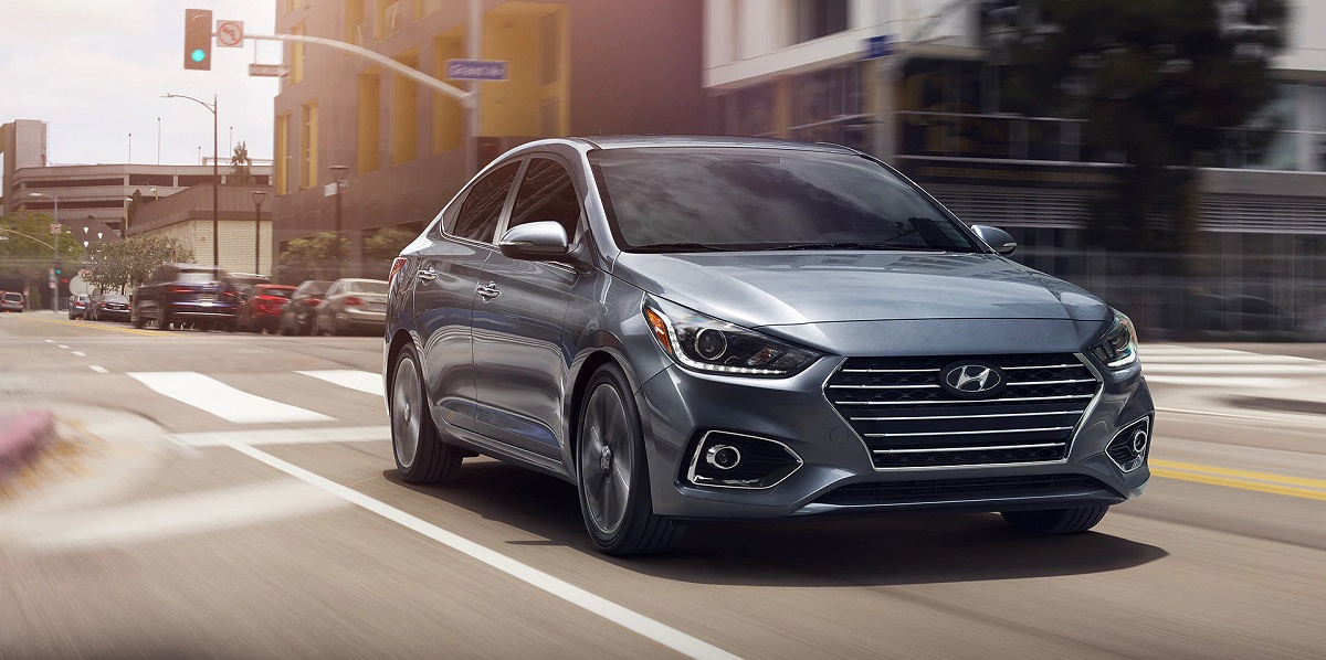 2019 Hyundai Accent Lease and Specials in Centennial Colorado