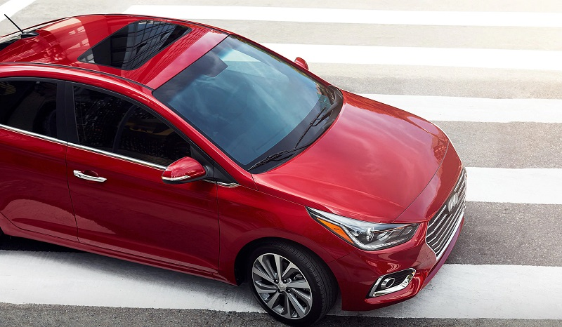 Cranston RI - 2019 Hyundai Accent's Mechanical