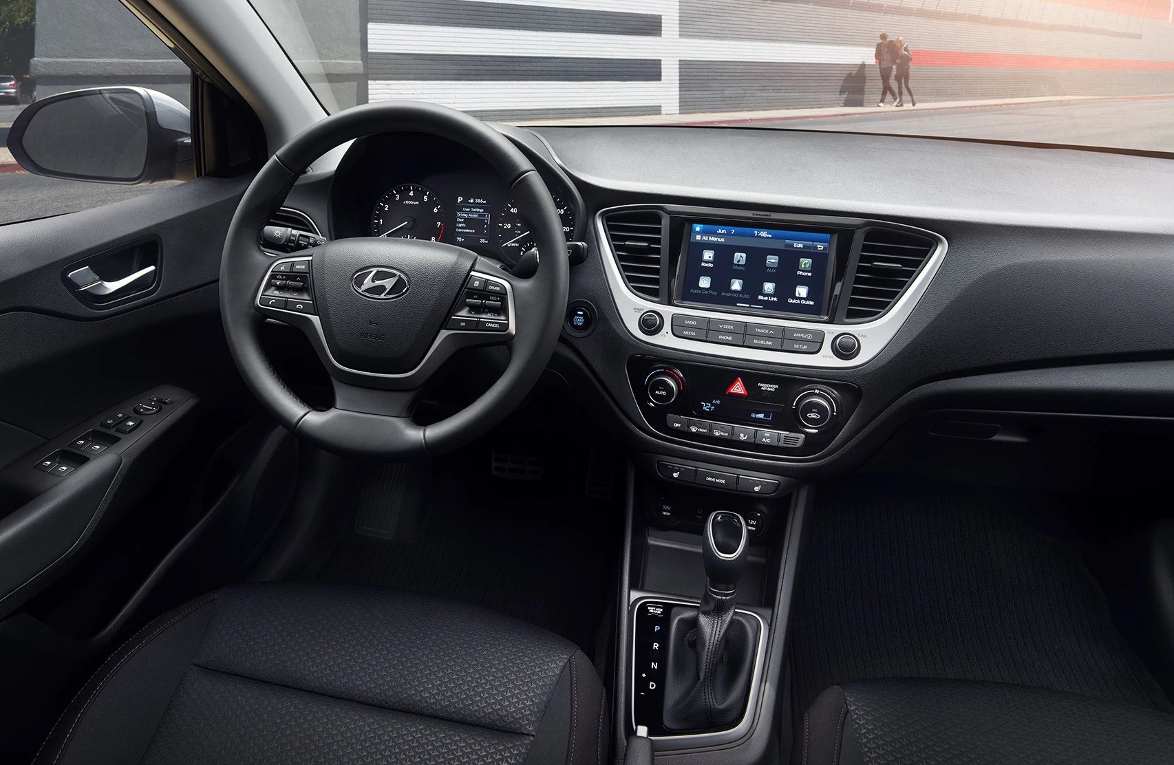 Denver Colorado - 2019 Hyundai Accent's Interior