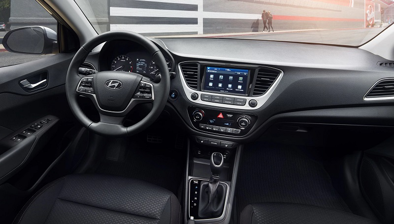 North Kingstown RI - 2019 Hyundai Accent's Interior