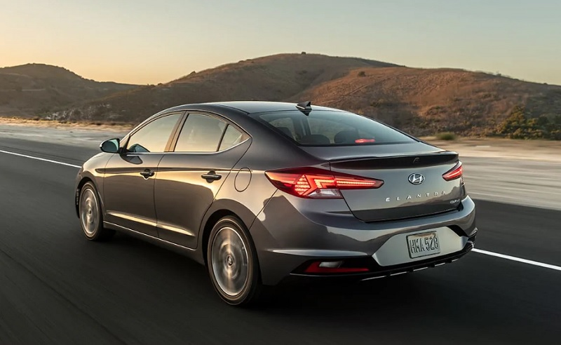 Johnston RI - 2019 Hyundai Elantra's Overview