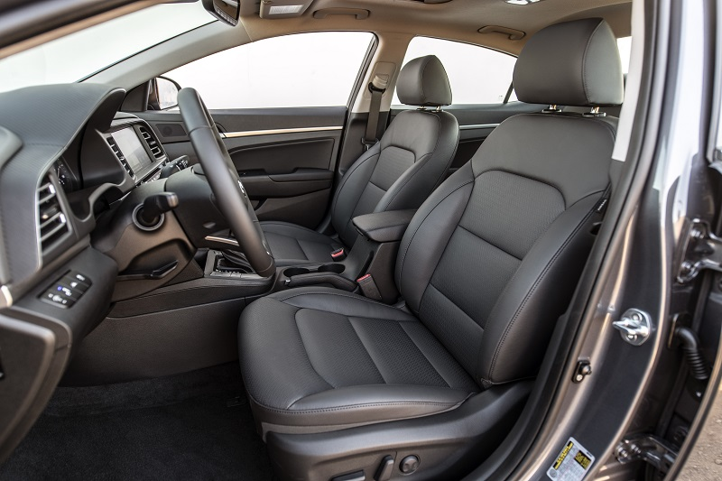Johnston RI - 2019 Hyundai Elantra's Interior