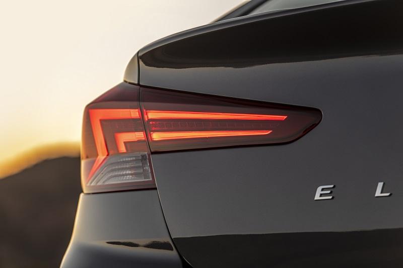 Detroit MI - 2019 Hyundai Elantra's Exterior