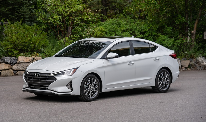 2019 Hyundai Elantra in North Kingstown Rhode Island