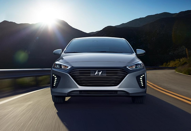 North Kingstown Rhode Island - 2019 Hyundai Ioniq Hybrid