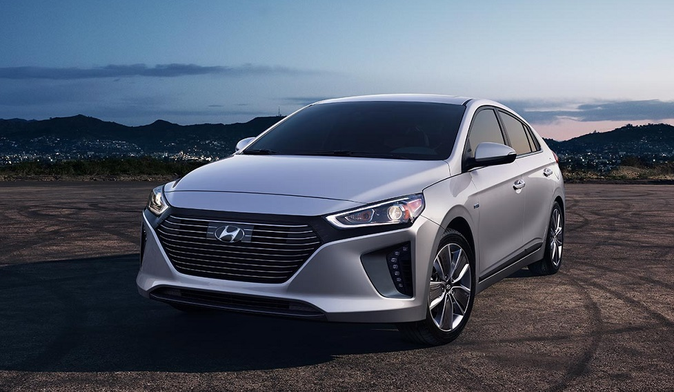 2019 Hyundai Ioniq Hybrid for Sale near Johnston RI