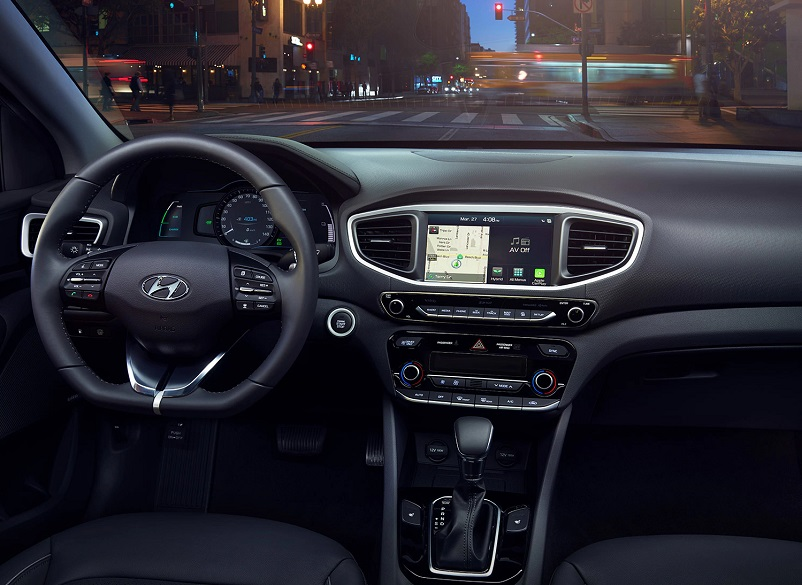 Westminster CO - 2019 Hyundai Ioniq's Interior