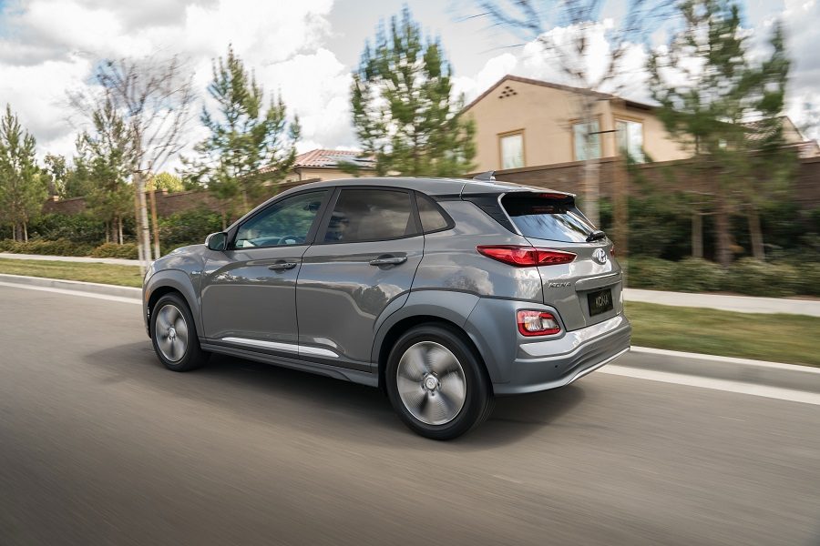 Detroit Review- 2019 Hyundai Kona EV's Mechanical