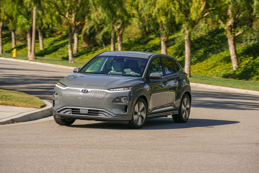 2019 Hyundai Kona Electric for Sale near Johnston RI