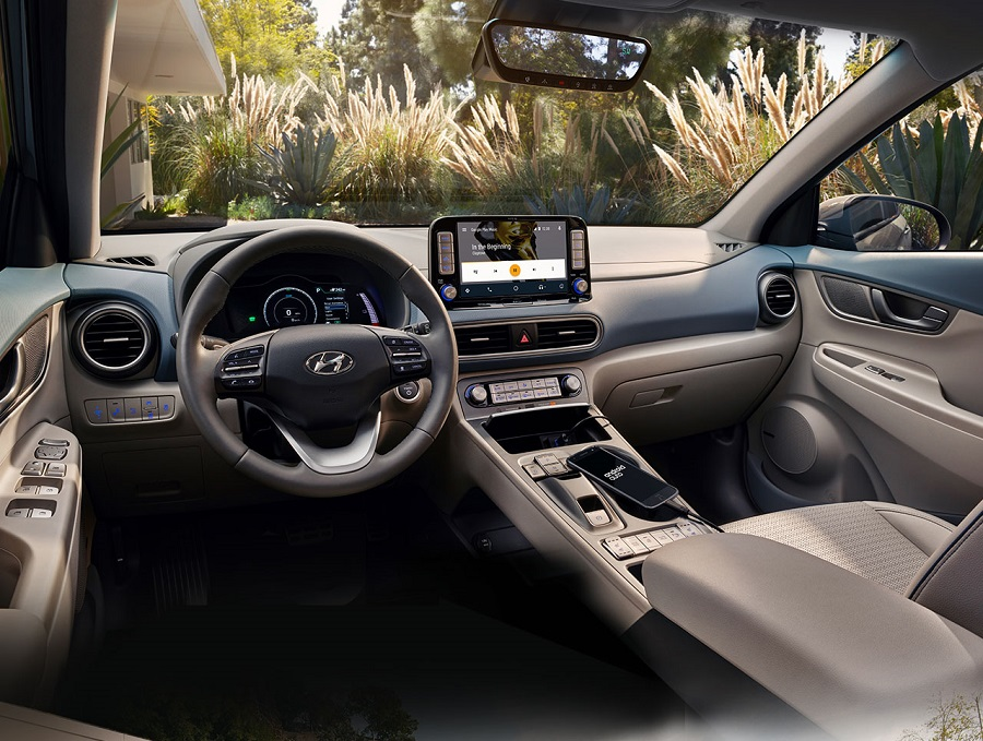 Boulder CO - 2019 Hyundai Kona Electric's Interior