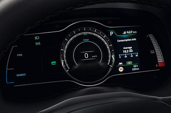 Detroit MI - 2019 Hyundai Kona EV's Mechanical