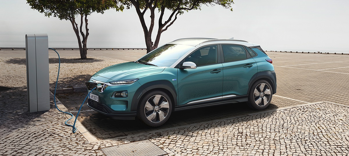 North Kingstown Rhode Island - 2019 Hyundai Kona Electric