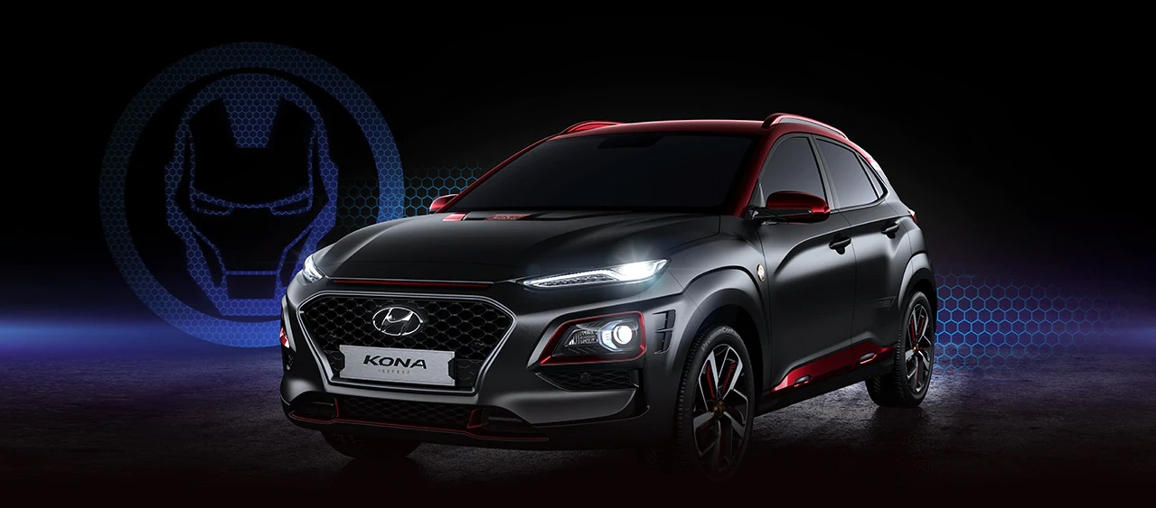 2019 Hyundai Kona Iron Man Edition in Boulder CO